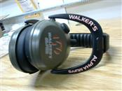 WALKER'S Headphones ALPHA MUFFS